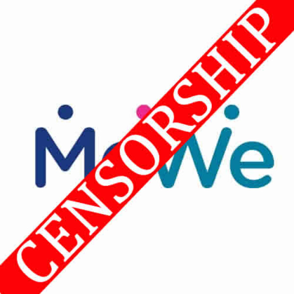 MeWe Joins With Facebook Censorship